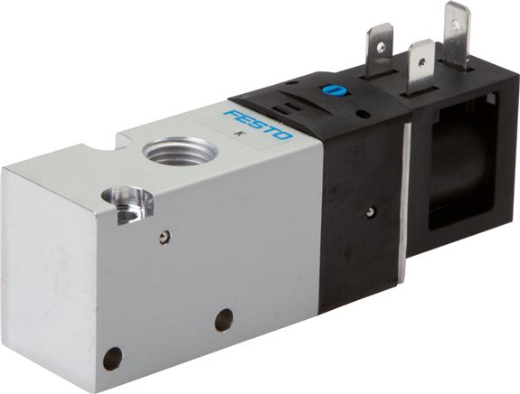 "Festo solenoid valves G 1/4"", Model series VUVS LK25"