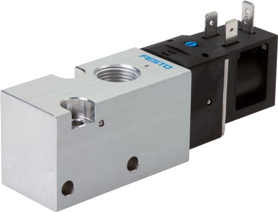 "Festo solenoid valves G 3/8"", Model series VUVS LK30"