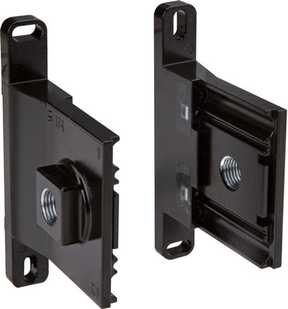 Wall brackets with thread connection - Futura