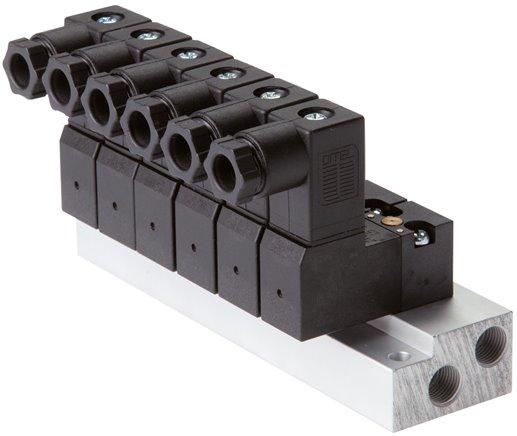 Solenoid valves - YPC - Landefeld - Pneumatics - Hydraulics