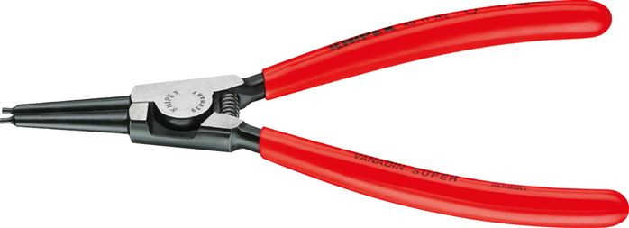 Safety ring pliers for outside rings - shafts (DIN 5256), KNIPEX