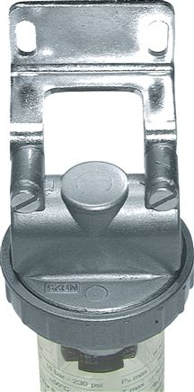 Mounting bracket for filters & lubricators - Standard