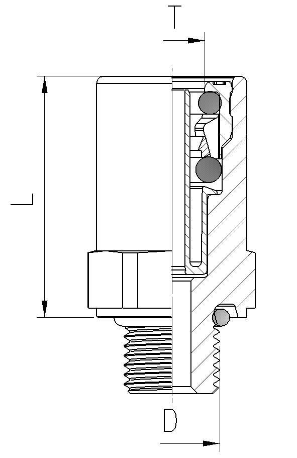 Haltewinkel f/ür HKP 16-32 mm Bremswinkel Alu-Winkel