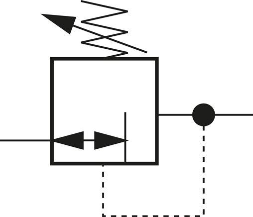 Hydraulic Pressure Regulator Schematic Symbols Smart Wiring Diagrams