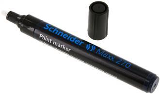 SCHNEIDER Schreibger/äte Lackmarker Maxx 270 1-3 mm Rot